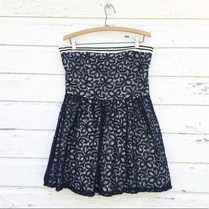 Hot Topic Sweet Love Black Lace Dress